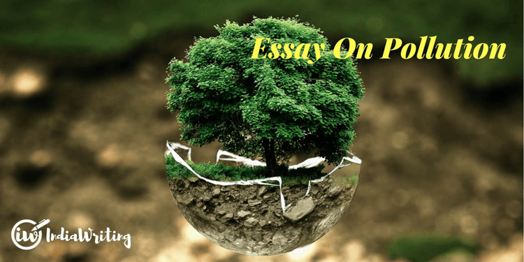Pollution essay: Short essay on pollution in English environmental pollution